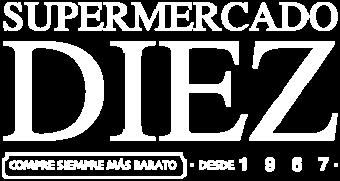 Logo Supermercado Diez