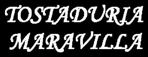 Logo Tostaduria Maravilla