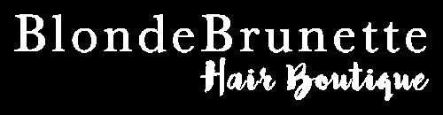 Logo Blondebrunette