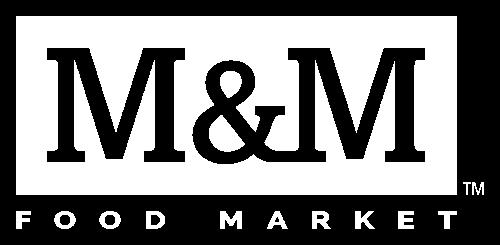 Logo M&M Food Market