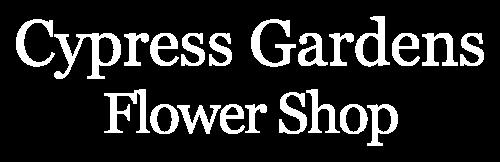 Logo Cypress Gardens Flower Shop