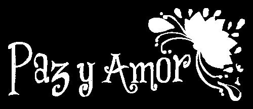 Logo Paz y amor
