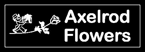 Logo Axelrod Flowers