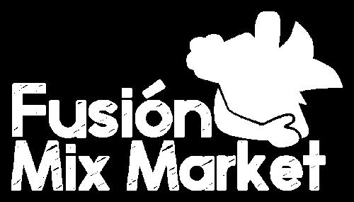 Logo Fusión mix market