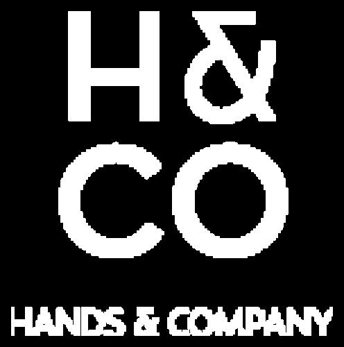 Logo Hands & Company