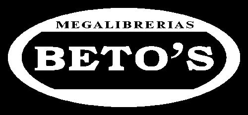 Logo Megalibrerías Beto's