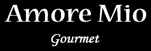 Logo Amore mio - gourmet
