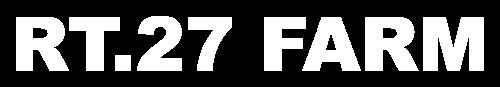 Rt.27 Farm