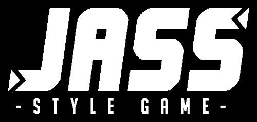 Logo Jass style game