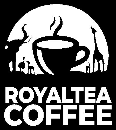 Logo Royaltea Coffee