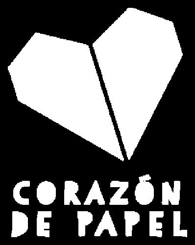 Logo Corazón de papel