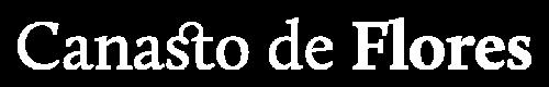Logo Canasto de flores