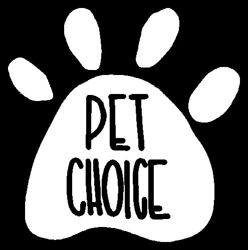 Logo Pet choice