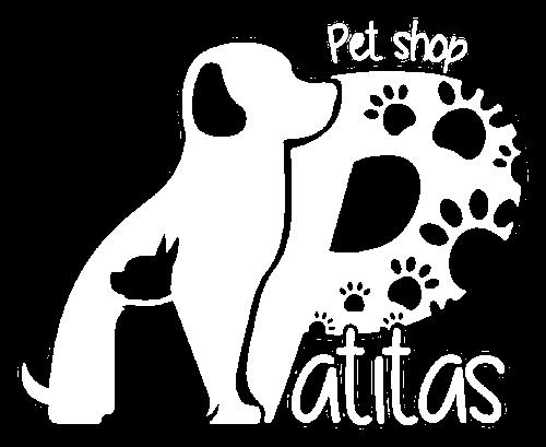 Logo Pet shop patitas