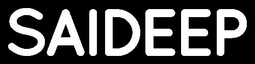 Logo Saideep