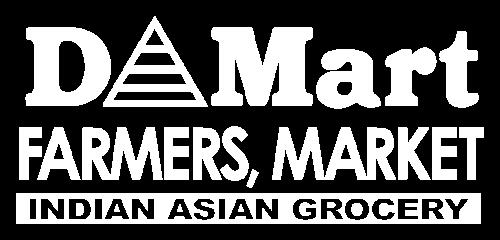 Logo D-Mart Supermarket