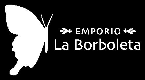 Logo La borboleta