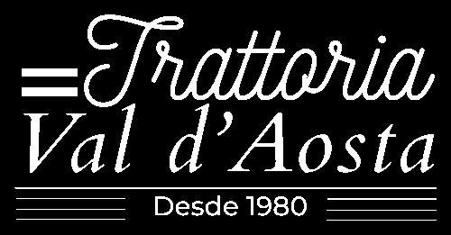 Logo Trattoria Val d'Aosta