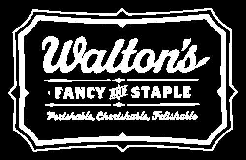 Walton's Fancy and Staple