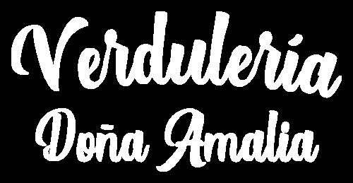 Logo Verdulería Doña Amalia