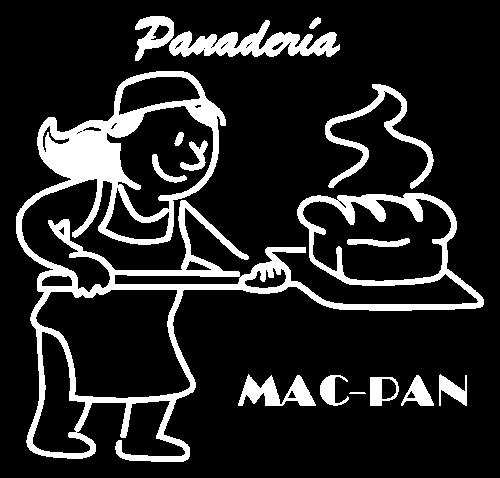 Logo Panadería Mac-pan