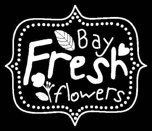 Logo Bay Fresh Flowers