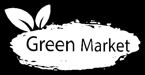 Logo Green market