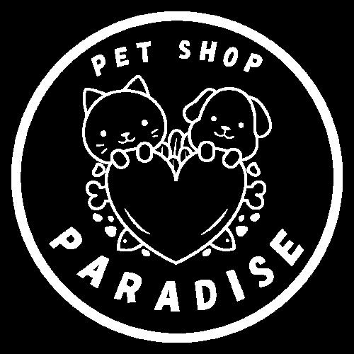 Logo Pet shop paradise