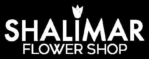 Logo Shalimar Flower Shop