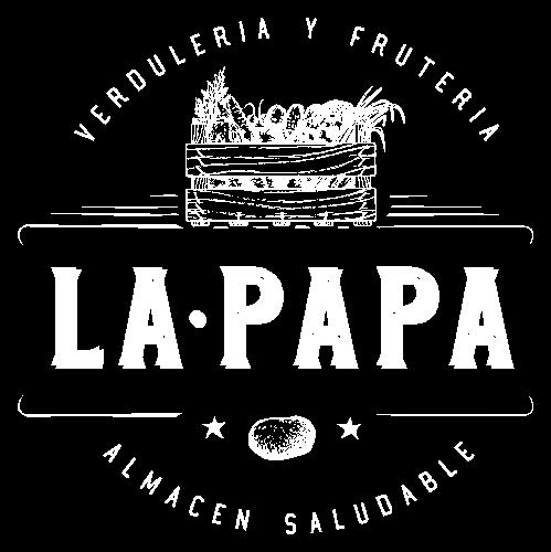 Logo La Papa verdulería