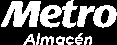Logo Metro Almacén