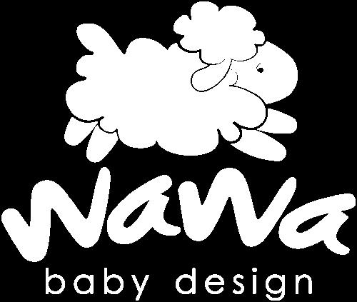 Logo Wawa baby design Chile