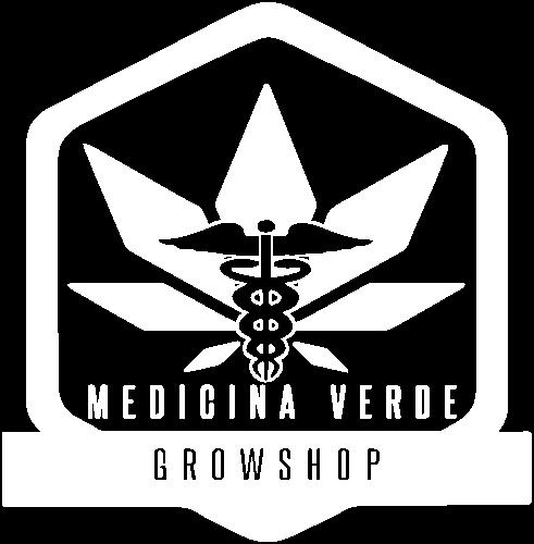 Logo Medicina verde growshop
