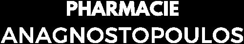 Logo Pharmacie A. Anagnostopoulos