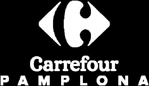 Logo Carrefour Pamplona